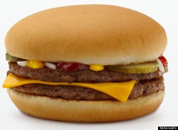 Non, ce hamburger de McDonald's n'est pas l'aliment le plus nutritif au