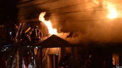 Incendies criminels: un présumé pyromane a été arrêté à