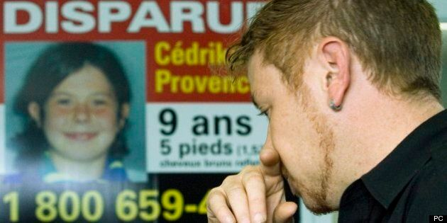 Il y a 6 ans, Cédrika Provencher était portée disparue à