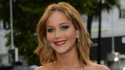 Jennifer Lawrence monte les