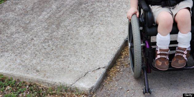 Chine: les enfants handicapés exclus de