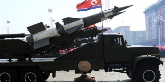 La Corée du Nord tire des missiles de courte