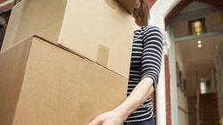 Déménagement: quelques ménages ont du mal à se trouver un logement à