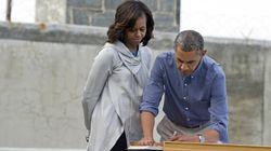 Obama se recueille dans la cellule de Mandela à la veille de son départ pour la