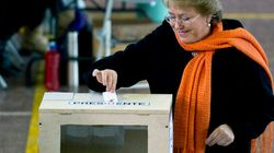Élections primaires au Chili: victoire écrasante de Bachelet à