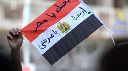 Des Égyptiens de Montréal manifestent contre le président Mohammed