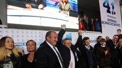 Présidentielle en Géorgie : écrasante victoire du protégé du Premier
