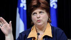 Laval: Nicole Léger insatisfaite de