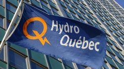Les profits d'Hydro-Québec en hausse à l'hiver