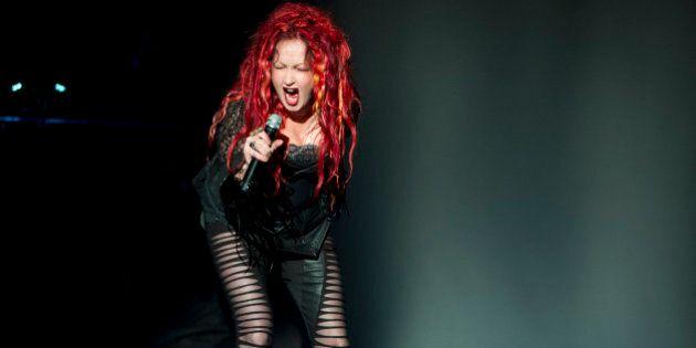 Concert de Cindy Lauper au Métropolis : « She's So Unusual
