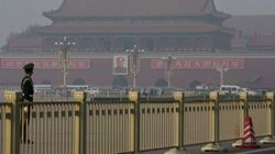 La Chine sous la neige (artificielle) en