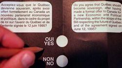 Référendum: la communauté internationale aurait reconnu 50%+1 - Frédéric