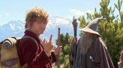 C'est officiel, les Hobbits sont mal