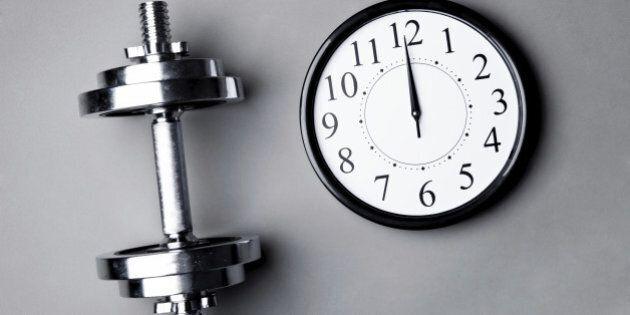 Mise en forme: Se donner le temps et les moyens de