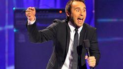 Au Gala de l'ADISQ, Louis-José Houde ne chante pas mais... il