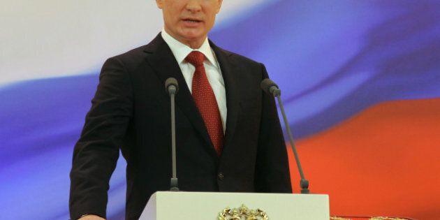 Poutine supplante Obama comme personne la plus puissante du