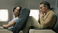 ÉTUDE: Les impacts de la dimension d'un siège d'avion sur le sommeil en