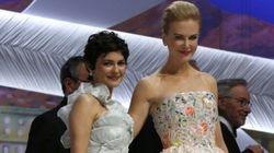 Festival de Cannes: montée des marches très