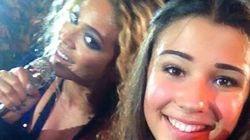 «Photobomb»: Beyoncé participe à la photo d'une de ses spectatrices