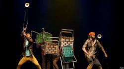 Montréal complètement cirque : 4 ans de