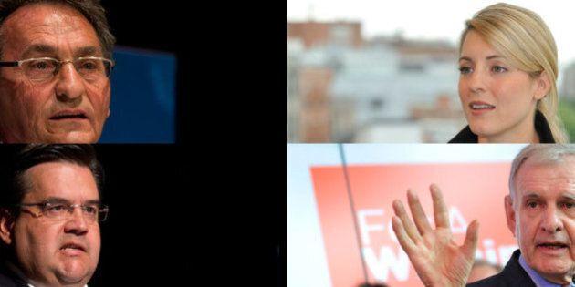 Les candidats à la mairie de Montréal ont défendu leurs idées lors d'un nouveau