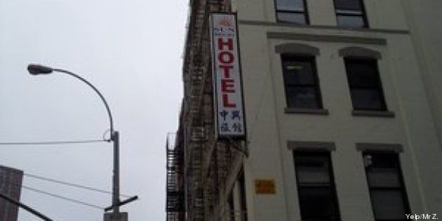 Le pire hôtel de New-York déchaîne les critiques sur Trip Advisor