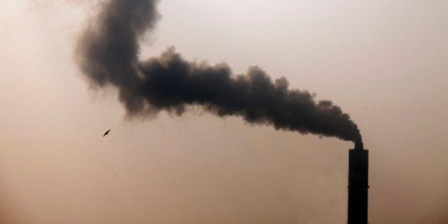 L'énergie fossile albertaine produirait des polluants atmosphériques