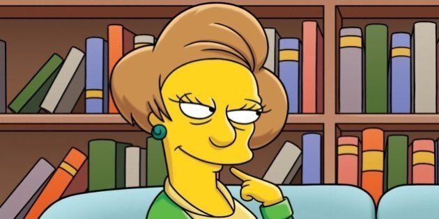 Marcia Wallace, la voix d'Edna Krabappel des Simpsons,