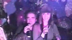 Ivres, Katy Perry et Robert Pattinson font du karaoké