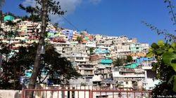 «Jalousie en couleur»: transformation extrême d'un bidonville