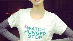 Quand les mannequins luttent contre la faim dans le monde