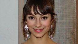 Sophie Desmarais, une actrice à