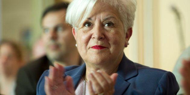 Louise Harel lance une première flèche au candidat Denis