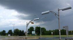 Tempête au Centre-du-Québec : les alertes de tornade sont terminées