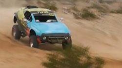 Le Rally Fighter de Local Motors s'écrase, mais refuse de s'arrêter
