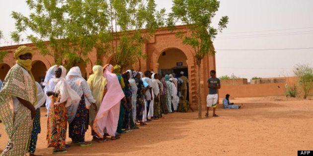 Le Mali vote pour élire son nouveau président après des mois de