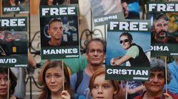 Greenpeace: Alexandre Paul, arrêté et détenu, en Russie écrit une
