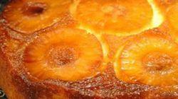 La recette du week-end: gâteau à l'ananas