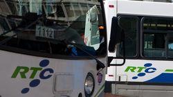 Transport en commun à Québec : une pétition de 6531 noms déposée à l'hôtel de