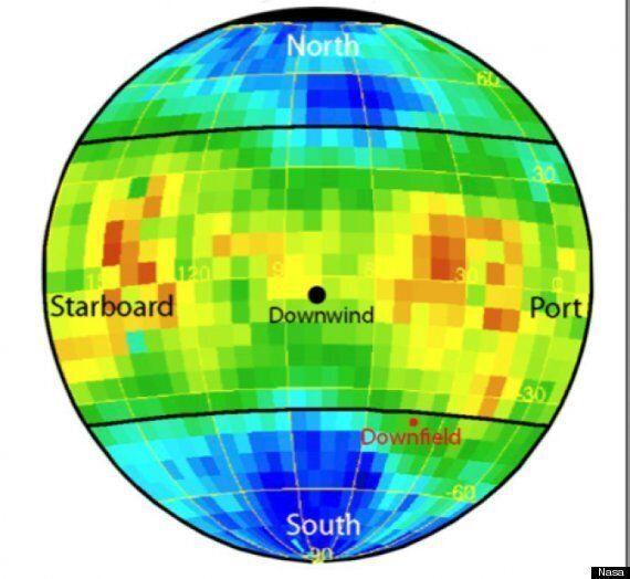 La queue du système solaire observée par la Nasa pour la première fois grâce au satellite IBEX