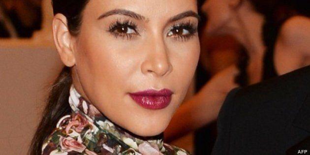 Kanye West aurait demandé Kim Kardashian en mariage après son