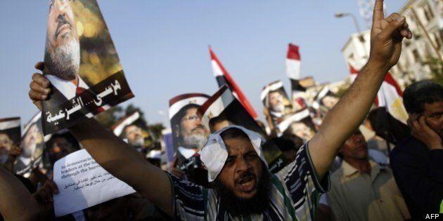Égypte: mobilisation monstre sur la place
