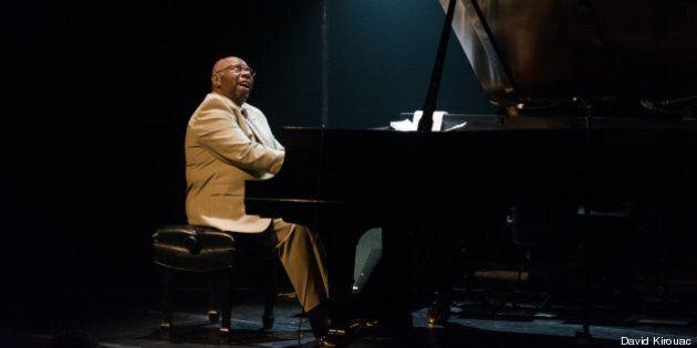 Festival de jazz 2013: l'élégance d'Oliver Jones