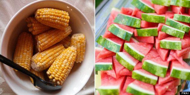Alimentation: les 9 super-aliments de juillet