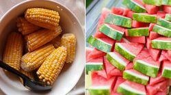 Les 9 aliments incontournables de juillet