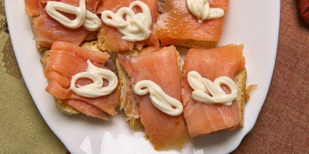 Listeria: rappel de saumon fumé de l'Atlantique de marque