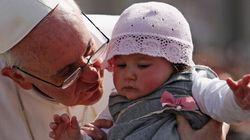 Le pape François contre
