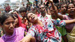 Effondrement au Bangladesh: le bilan passe à 1115