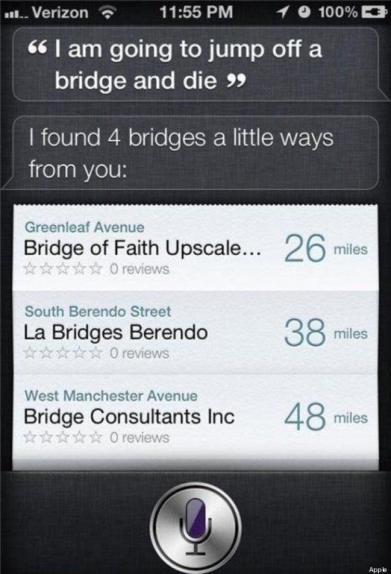 Apple: l'assistant vocal Siri intègre une fonction permettant une meilleure prévention du suicide sur