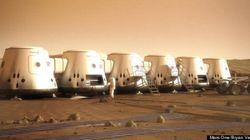 Au moins 35 Canadiens sont inscrits pour Mars One, un aller simple pour